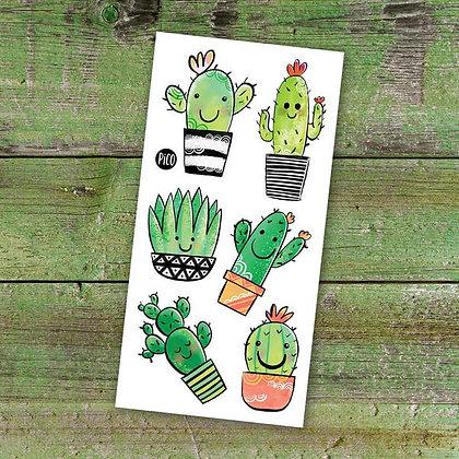 Pico-Les cactus coquins