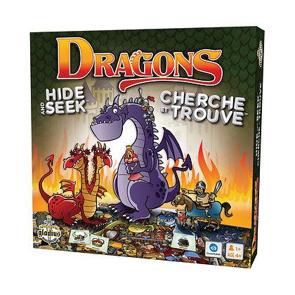 Gladius - Cherche et trouve - Dragons