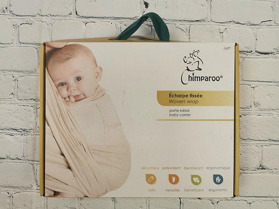 Porte bébé écharpe tissée Chimparoo