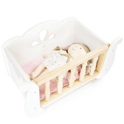 Le Toy Van - Lit de poupée à barreaux