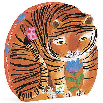 Djeco - Casse-tête - La Balade du Tigre