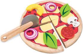 Le Toy Van - Créer votre propre pizza