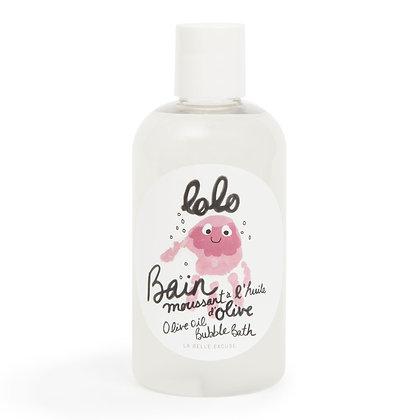 LOLO - Bain Moussant à l'huile d'olive - 250 ml