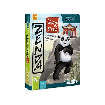 Placote - Zenda : le maitre du stress