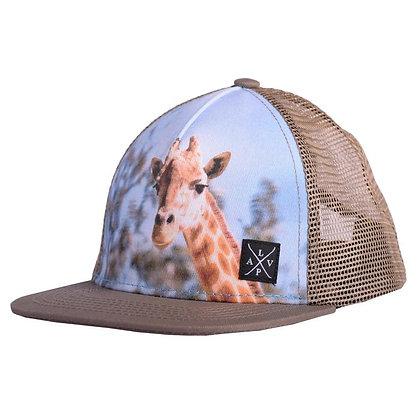 L&P Apparel - Casquette Snapback (Girafe)