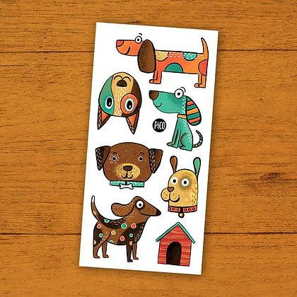 Pico-Les chiens coquins