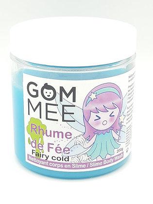 SLIME MOUSSANTE RHUME DE FÉE 200G | GOMMEE
