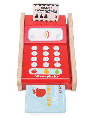 Le Toy Van - Machine à carte bancaire