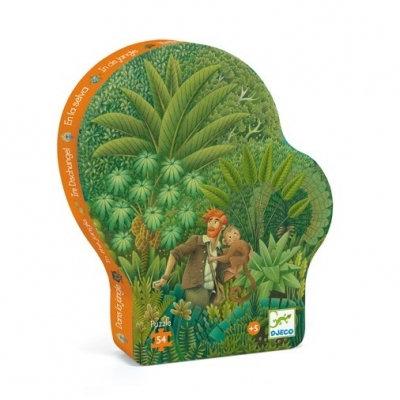 Djeco - Casse-tête - Dans la Jungle