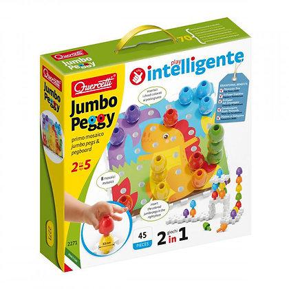 QUERCETTI – Intelligente – Jumbo Peggy (45pcs)
