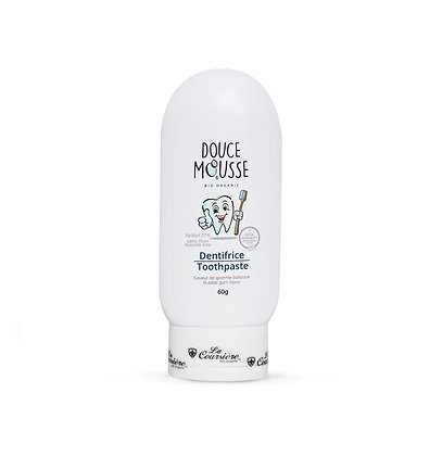 Douce Mousse-Dentifrice Gomme Balloune 60g