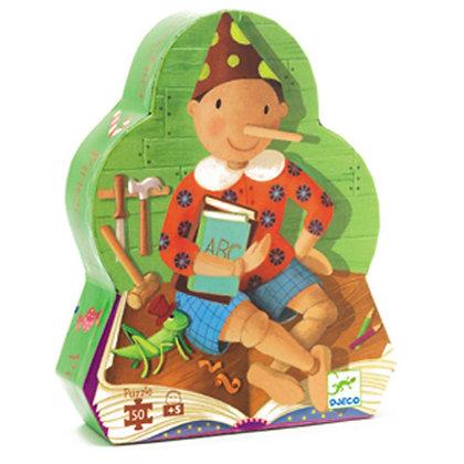 Djeco - Casse-tête - Pinocchio