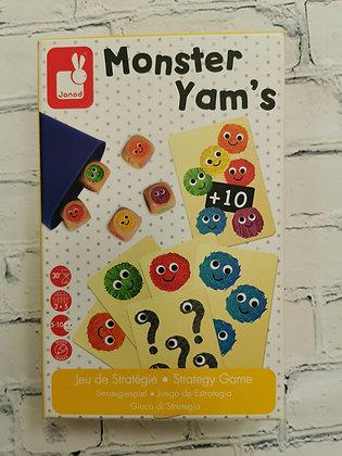 Monster Yam's Janod