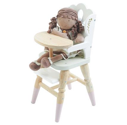 Le Toy Van - Chaise haute pour poupées