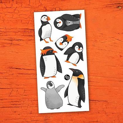 Pico-Les charmants pingouins