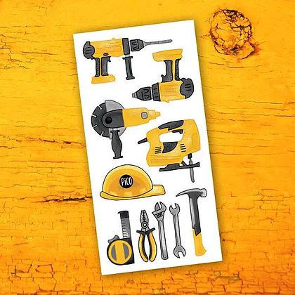 Pico-Les outils de construction