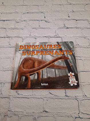 Livre Dinosaures