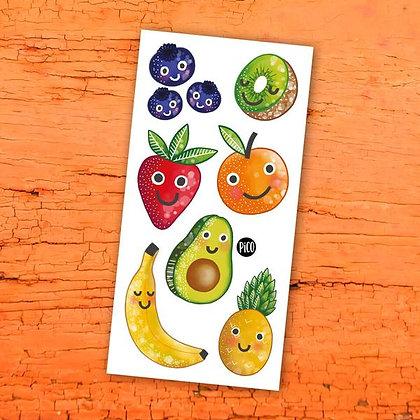 Pico-Les fruits en folie