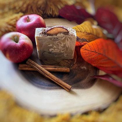 Savon pomme et cannelle