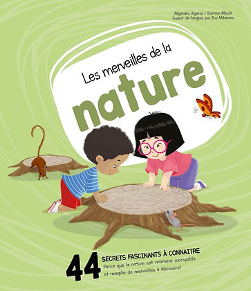 Pomango-LES MERVEILLES DE LA NATURE- LA COLLECTION POUR BIEN GRANDIR