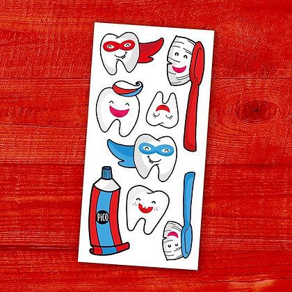 Pico-Brosse tes dents