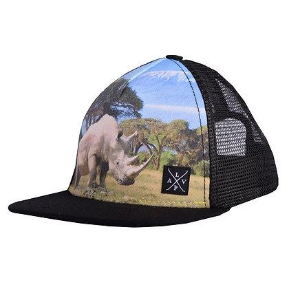 L&P Apparel - Casquette Snapback (Rhino)