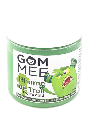 SLIME MOUSSANTE RHUME DE TROLL 200G | GOMMEE