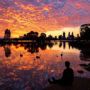 Perth's Top 5 Sunrise & Sunset Spots