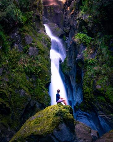 Secret Fantail Falls