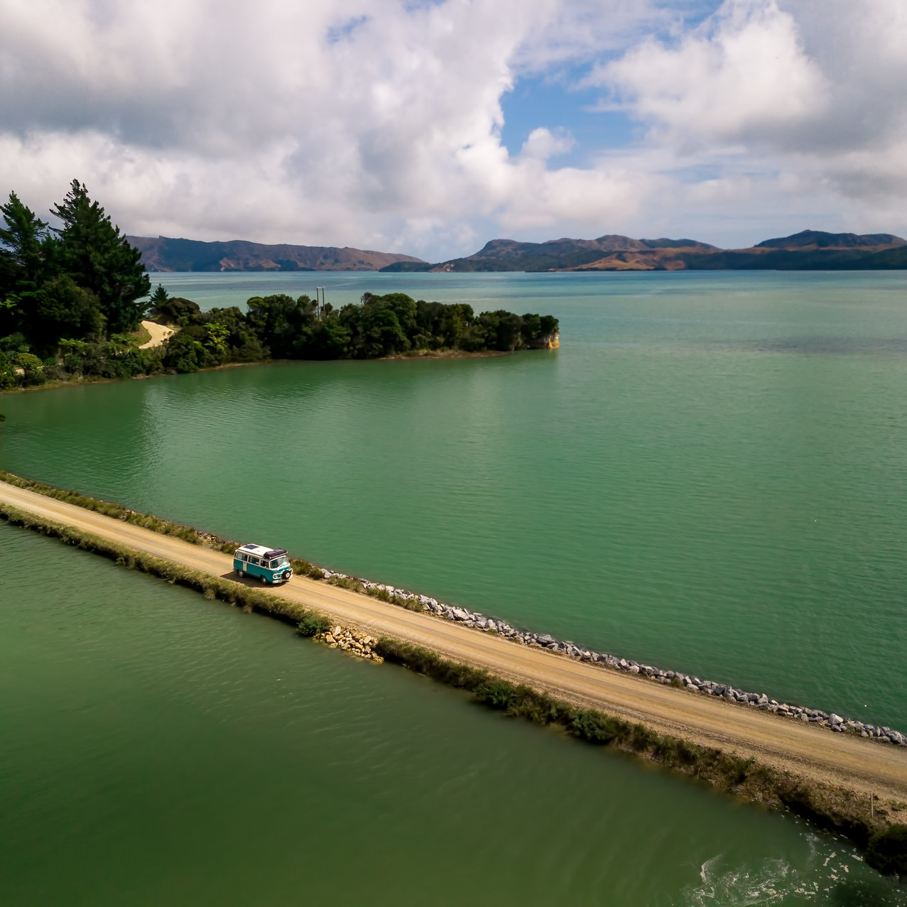 Whanganui inlet Nelson