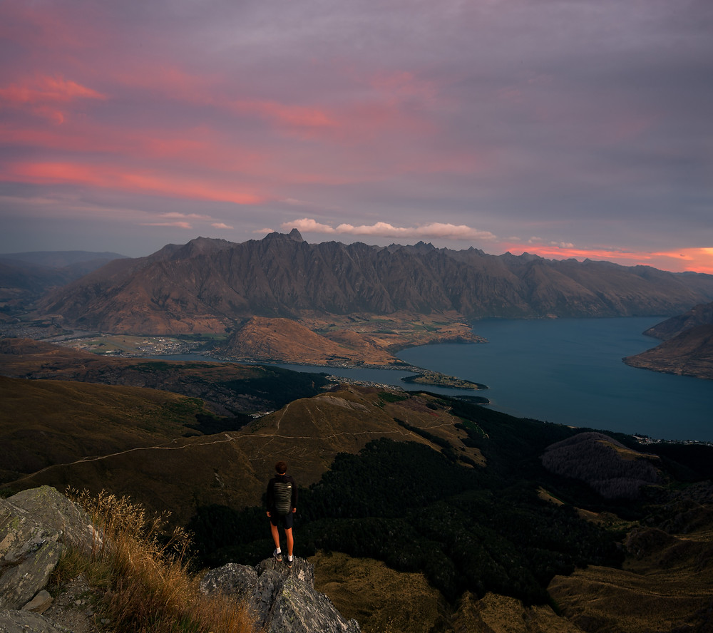 Ben Lomond Hike Queenstown NZ