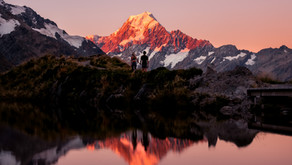 The 5 best spots for photographing Mount Cook/Aoraki - our guide!