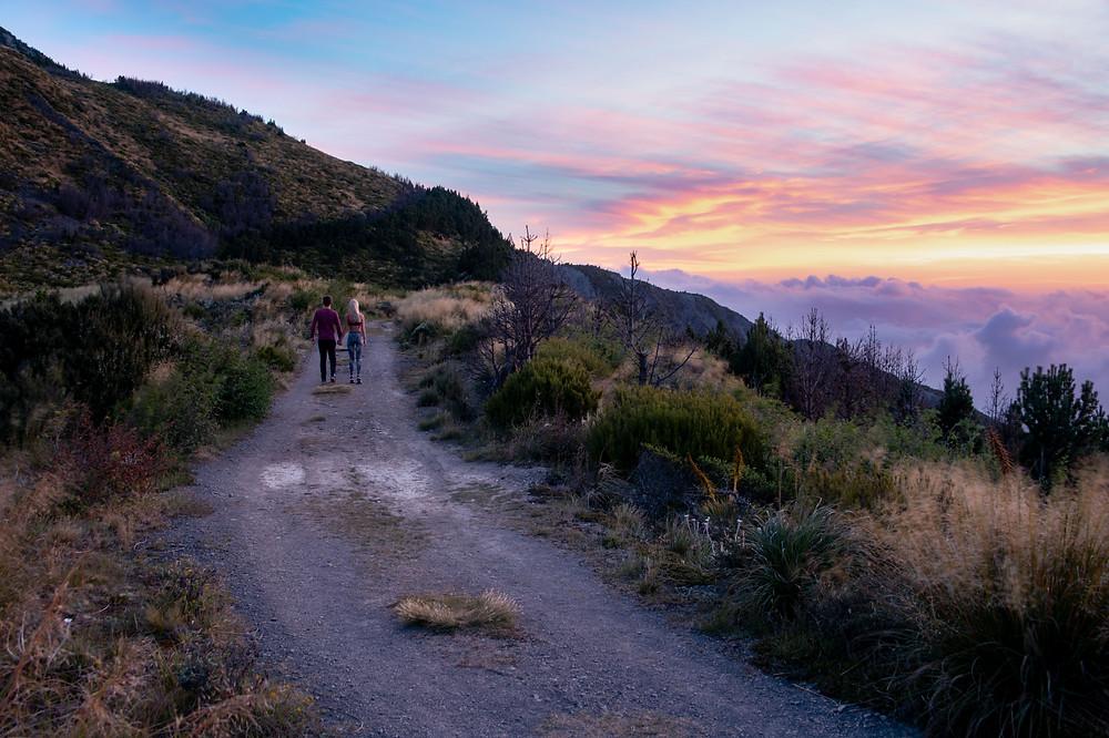 Mount Fyffe Kaikoura Sunrise