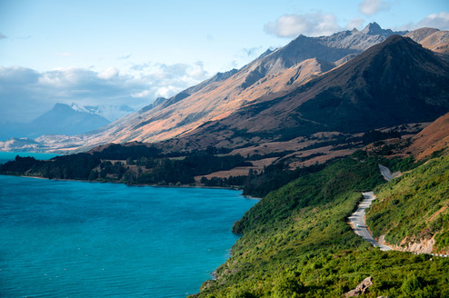 Drive to Glenorchy