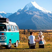 Mt Cook Aoraki Viewpoint Travel Guide the CJ Way Photograhy