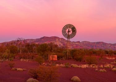 Lone Windmill Karijini