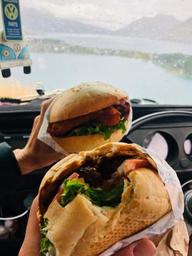 Ferg burger New Zealand Queenstown