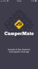 CamperMate App best 5 apps for travelling New Zealand