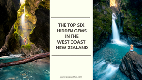 6 Hidden Gems in the West Coast, New Zealand. Our favourite off the beaten path adventures!