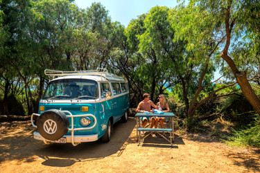 Camping Western Australia