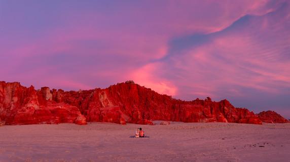 Cape Leveque Sunset
