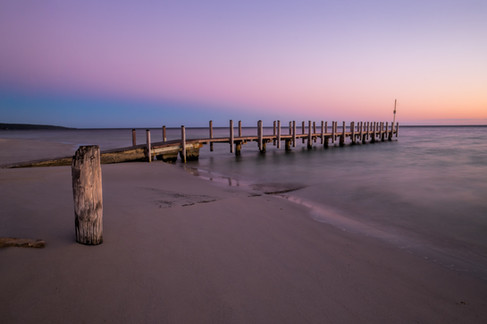 Quinninup Jetty