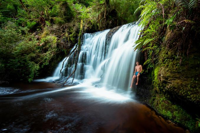 Waipohatu Falls