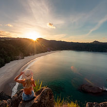 New Chums Secret Viewpoint Travel Guide the CJ Way Photography Sunset