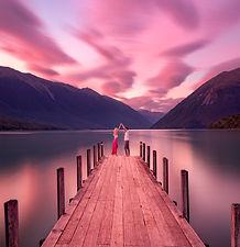 Lake Rotoiti Sunse Travel Guide the CJ Way Photography