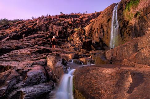 Les Murdie Falls