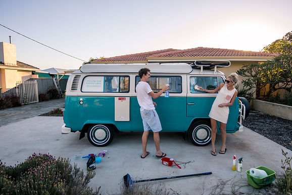How we shipped our Kombi Van from Australia to New Zealand