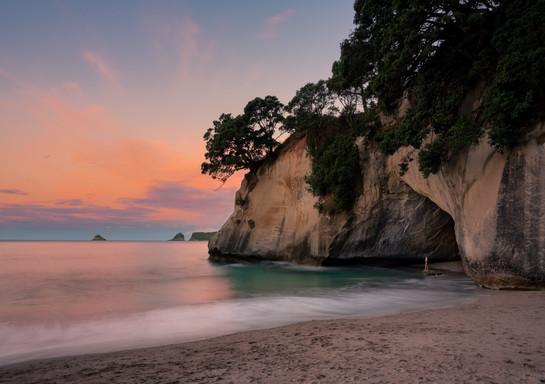 Cathedral Cove Coromandel New Zealand