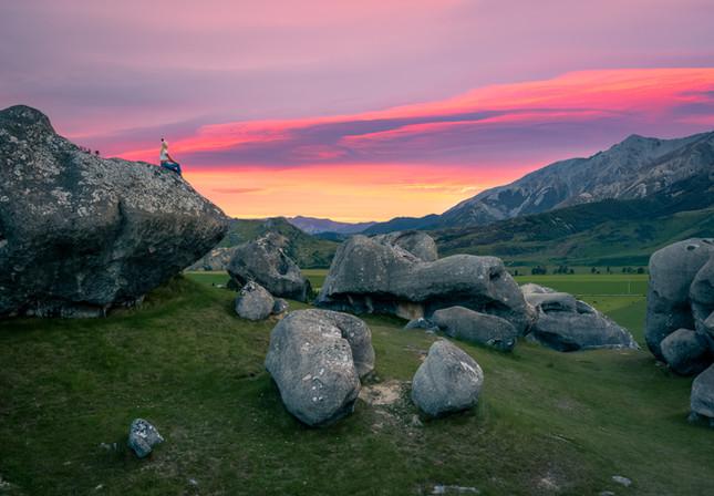 Castle Hill Sunrise