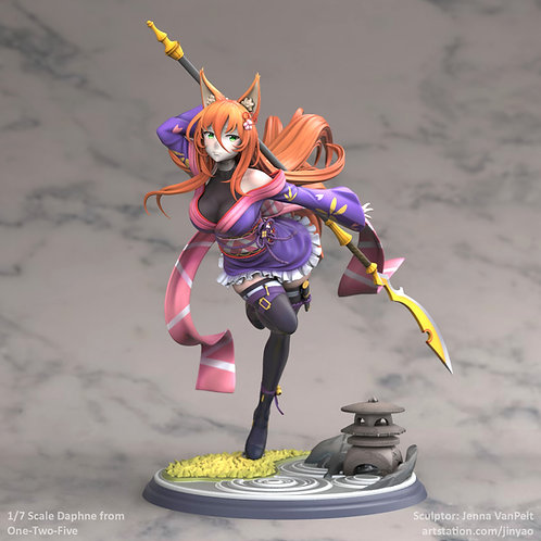 One-Two-Five: Daphne Figure